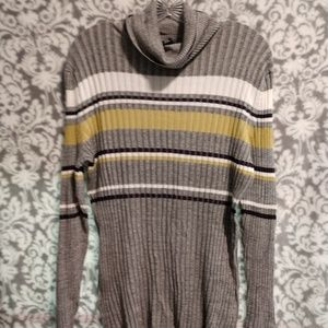 Style& Company Striped Sweater